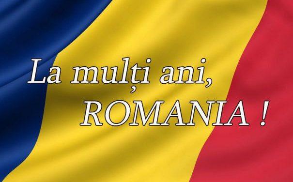 1 Decembrie – Ziua Nationala a Romaniei
