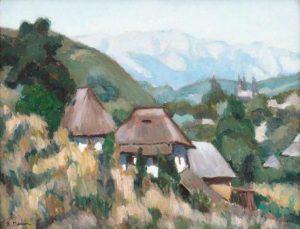sat de munte
