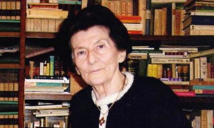 Academician Zoe Dumitrescu Buşulenga – O viaţă dedicată culturii romậnești