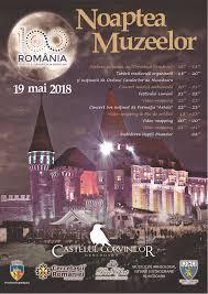 Noaptea Muzeelor - Sărbătoarea europeană a muzeelor