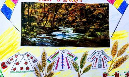 Picaturi de cerneala- copiii romani din Liban deseneaza si scriu despre Romania