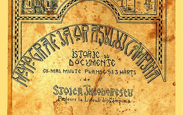 UN OM AL CETĂȚII – PROF. STOICA A.TEODORESCU (1887-1973)