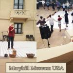 """POETUL-ACTOR, ADRIAN MUNTEANU, PREZENT LA """"ROMANIAN CULTURAL FESTIVAL"""" DIN MARYHILL SUA"""