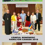 ȘEZĂTOAREA CULTURAL-ARTISTICĂ DE LA CÂMPUL ROMÂNESC DIN HAMILTON 2018