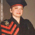 INTERVIU  CU DOAMNA  PROF. UNIV. DR. STELA DRĂGULIN-director pentru România al Academiei Româno-Americane pentru Arta şi Ştiinţă