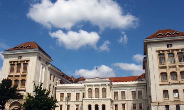 """Universitatea de Medicină și Farmacie """"Grigore T. Popa"""" din Iași"""