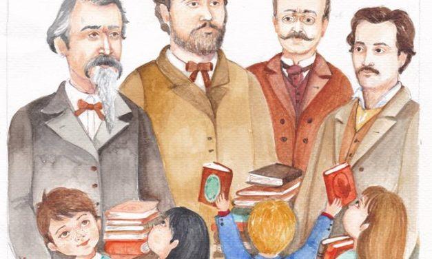 DRUMUL POVEȘTILOR. PE URMELE MARILOR POVESTITORI, un proiect menit să îi aducă pe copii mai aproape de autorii români de povești