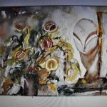Simfonie de culoare dedicatǎ geniul artei contemporane, Constantin Brậncuși