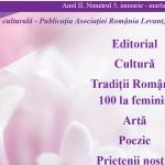 Revista ORIENT ROMȂNESC ianuarie-martie 2019
