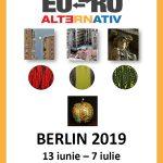 UN EVENIMENT ARTISTIC EXCEPȚIONAL ORGANIZAT LA BERLIN DE O ROMÂNCĂ!