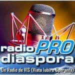 RADIO PRODIASPORA – DE LA VIRTUAL LA REAL