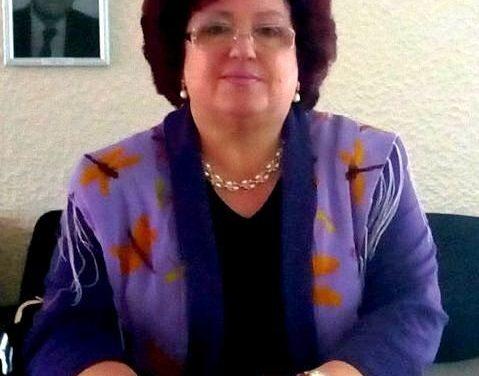 Portret de artist – Prof. Dr. MARINELA RUSU