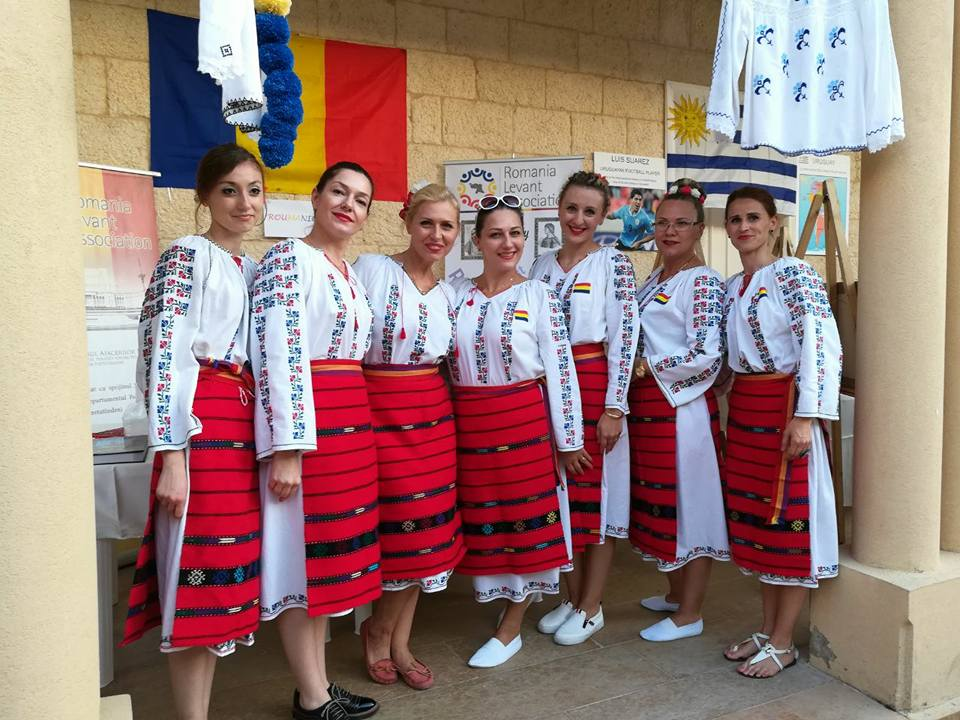 Asociația Romania Levant – Asociația Romanilor din Liban