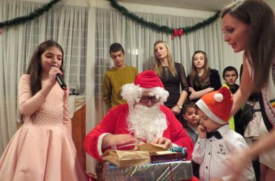 Sǎrbǎtoarea Crǎciunului – cea mai frumoasǎ și mai iubitǎ de cei mici și mari