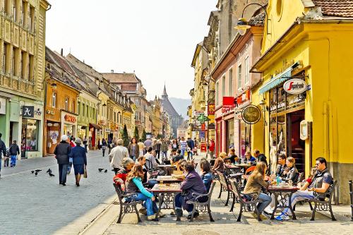 brasov old city