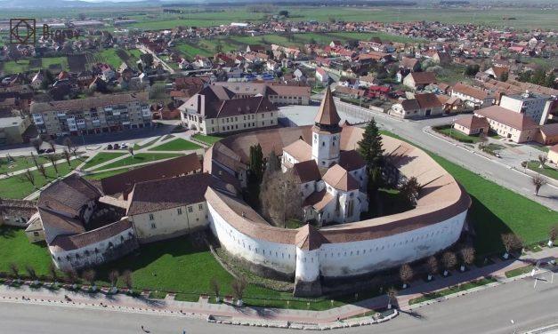 Cetatea Prejmer (jud. Brasov): Locul unde am zărit un teuton