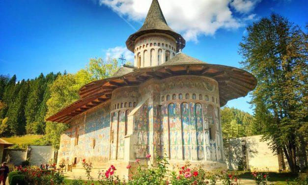 Mǎnǎstirea VORONEȚ