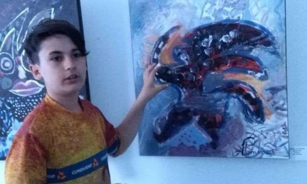 Pictorul ANDREI PENNAZIO