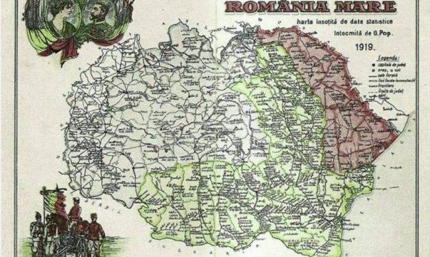 La Roumanie – 100 ans après la Grande Union de 1918