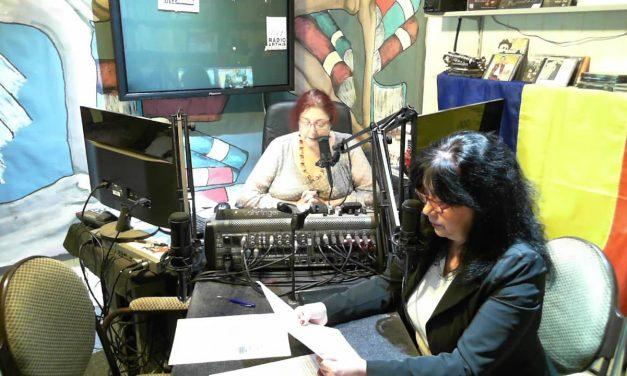 Doris Uglar – Interviu cu Dragos Badoi la Radio-TV Arthis-Bruxelles